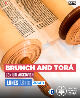 Brunch and Torá